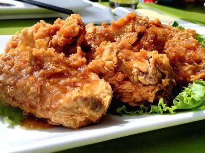 Mekong District Butter Chicken